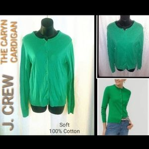 *5 for $30* J. CREW CARYN CARDIGAN